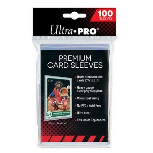 Foderine Premium Card Sleeves (100 pz)