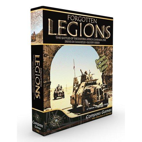 Forgotten Legions, Designer Edition  (Lingua: Inglese - Stato: Nuovo)
