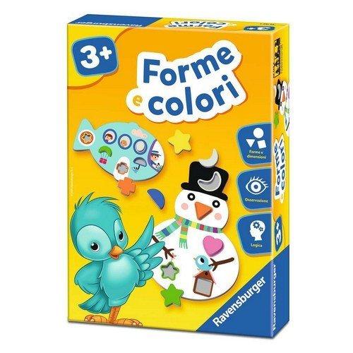 Forme e Colori  (Lingua: Italiano - Stato: Nuovo)