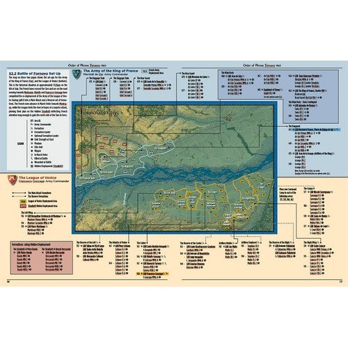 Fornovo 1495  (Lingua: Inglese - Stato: Nuovo)