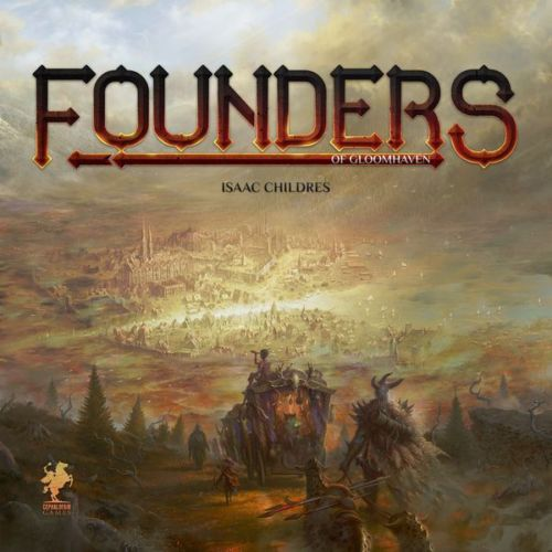 Founders of Gloomhaven  (Lingua: Inglese - Stato: Nuovo)