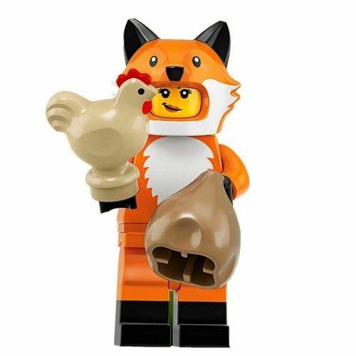 Fox Costume Girl  (Conditions: New)