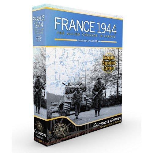 France 1944, Designer Signature Edition  (Lingua: Inglese - Stato: Nuovo)