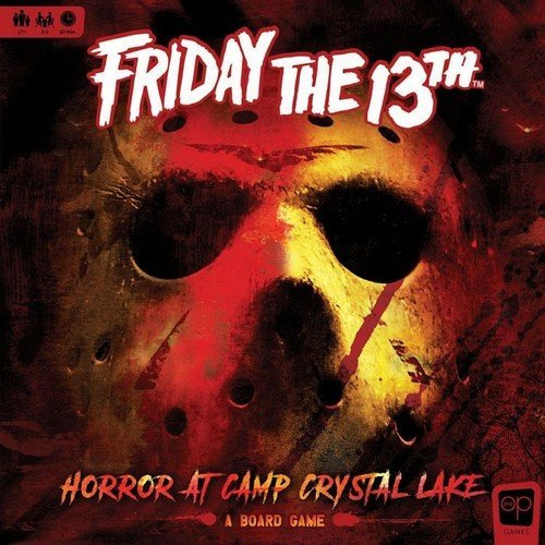 Friday the 13th, Horror at Camp Crystal Lake  (Lingua: Inglese - Stato: Nuovo)