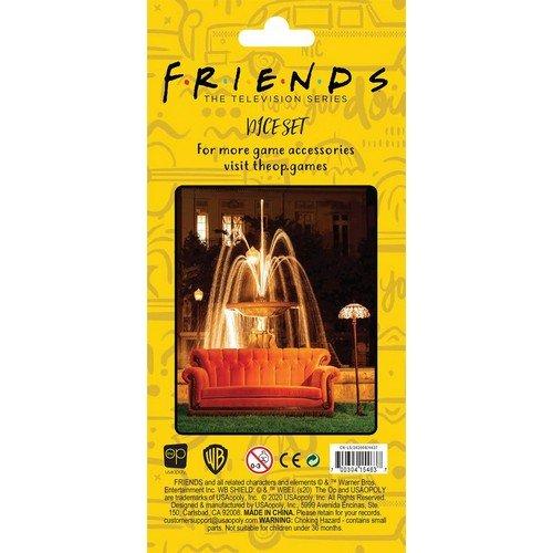 Friends Set di Dadi 6D6 (6)  (Stato: Nuovo)
