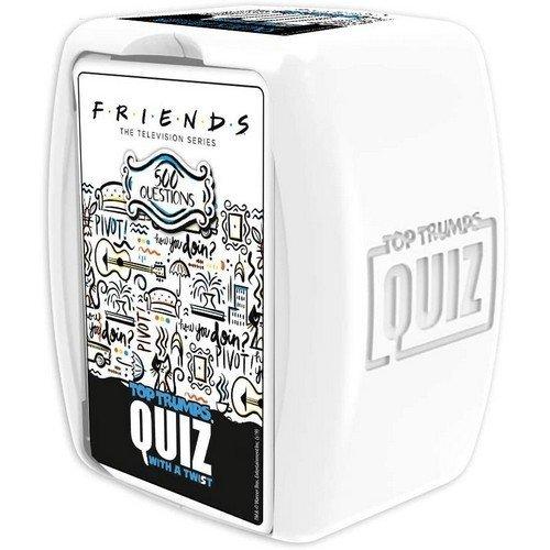 Friends Top Trumps Quiz  (Lingua: Italiano - Stato: Nuovo)