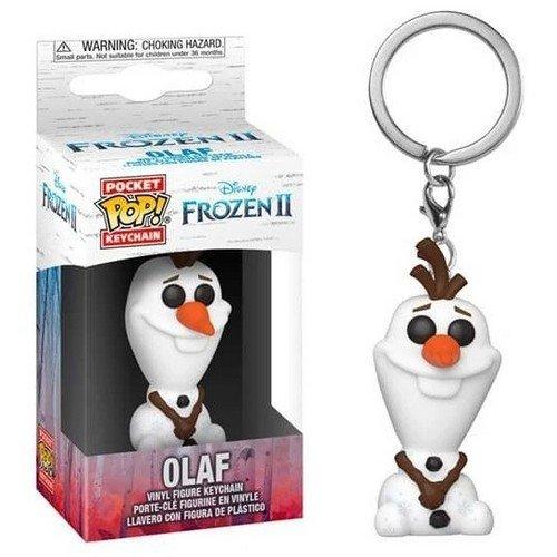 Disney Frozen II Portachiavi Olaf