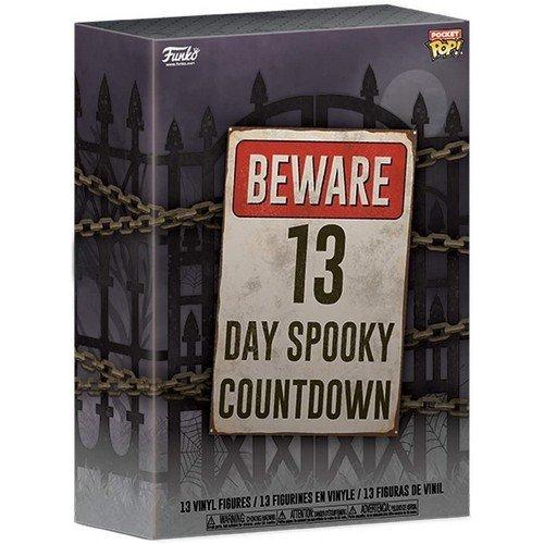 Funko 13 Day Spooky Countdown  (Conditions: New)