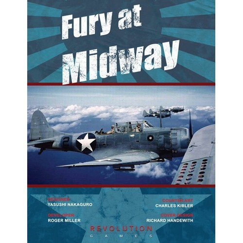 Fury at Midway  (Lingua: Inglese - Stato: Nuovo)