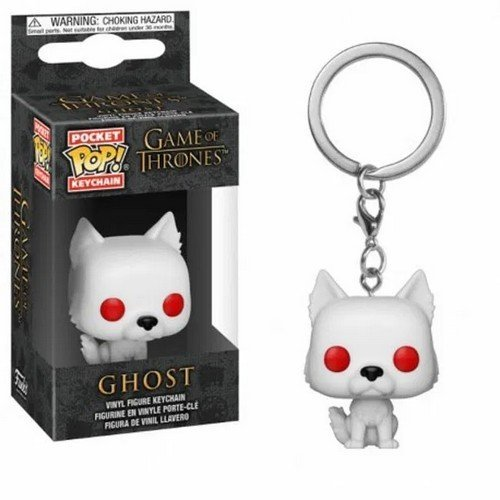 Game of Thrones Portachiavi Ghost  (Stato: Nuovo)