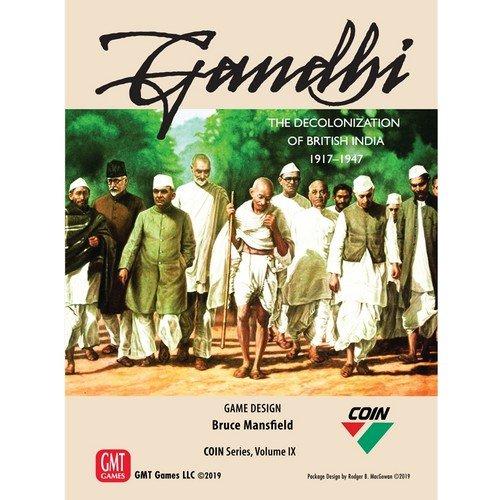 Gandhi  (Language: English - Conditions: New)