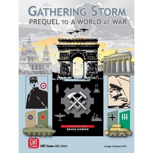 Gathering Storm  (Lingua: Inglese - Stato: Nuovo)