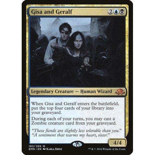 Gisa e Geralf  (Lingua: Inglese - Stato: Near Mint)