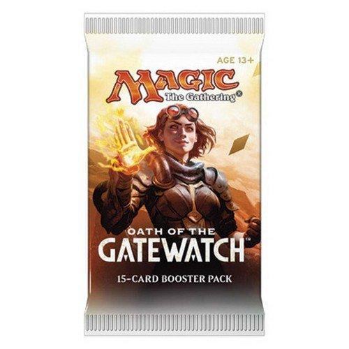 Giuramento dei Guardiani Busta 15 Carte  (Lingua: Inglese - Stato: Nuovo)
