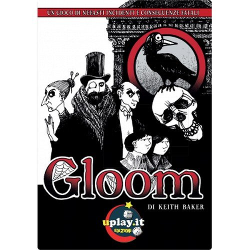 Gloom  (Lingua: Italiano - Stato: Nuovo)