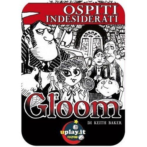 Gloom: Ospiti Indesiderati - Espansione  (Lingua: Italiano - Stato: Nuovo)