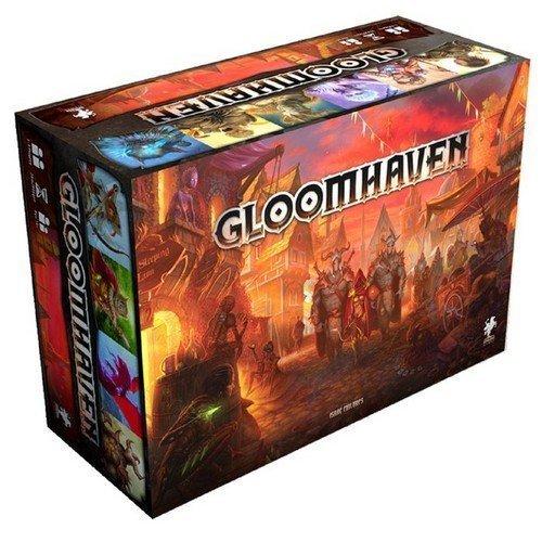 Gloomhaven  (Lingua: Italiano - Stato: Nuovo)