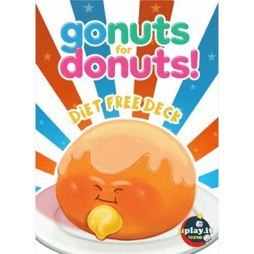 Go Nuts for Donuts! Diet Free Deck  (Lingua: Italiano - Stato: Nuovo)