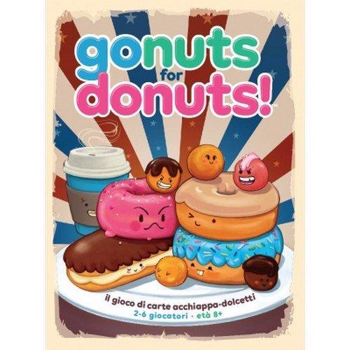 Go Nuts for Donuts!  (Lingua: Italiano - Stato: Nuovo)
