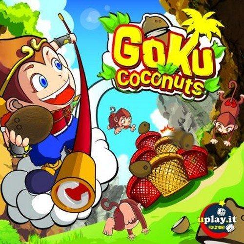 Goku Coconuts  (Lingua: Italiano - Stato: Nuovo)