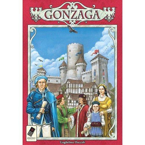 Gonzaga  (Lingua: Italiano, Inglese - Stato: Nuovo)
