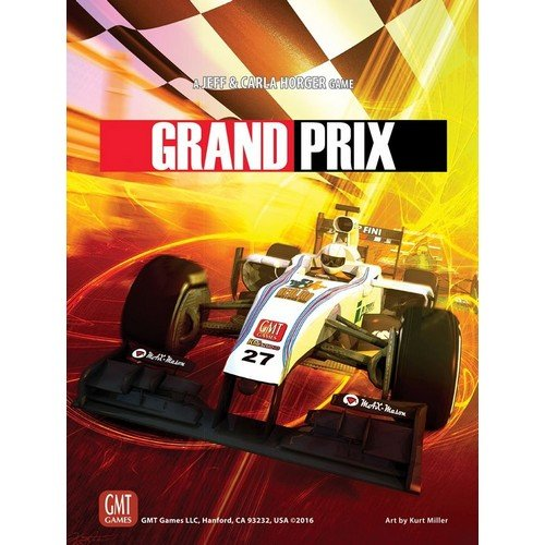 Grand Prix  (Lingua: Inglese - Stato: Nuovo)