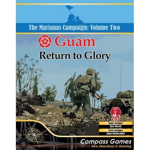 Guam: Return to Glory  (Lingua: Inglese - Stato: Nuovo)
