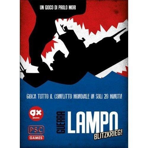 Guerra Lampo, Blitzkrieg!  (Lingua: Italiano - Stato: Nuovo)
