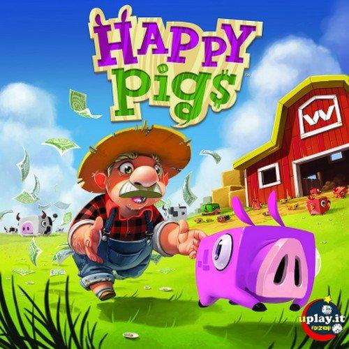 Happy Pigs  (Language: Italian - Conditions: New)