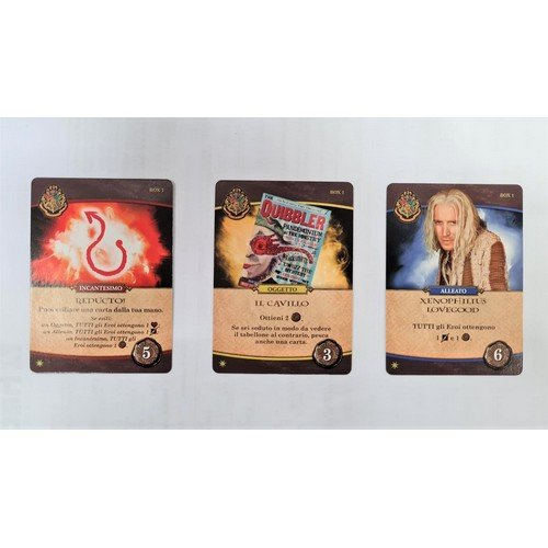 Harry Potter: Hogwarts Battle Carte Promo  (Lingua: Italiano - Stato: Nuovo)