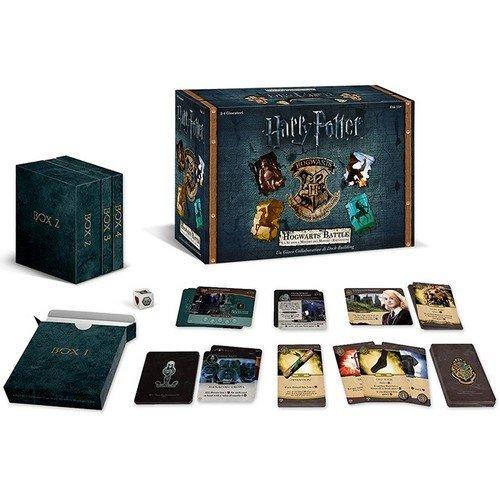 Harry Potter: Hogwarts Battle La Scatola Mostro dei Mostri  (Lingua: Italiano - Stato: Nuovo)