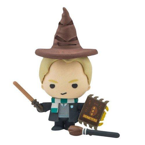 Harry Potter Miniatura in Gomma con Accesori  (Stato: Nuovo)