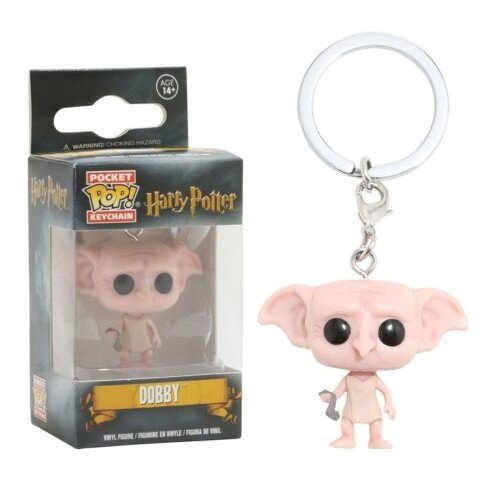 Harry Potter Portachiavi Dobby  (Stato: Nuovo)