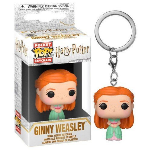 Harry Potter Portachiavi Ginny Weasley  (Stato: Nuovo)