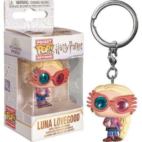Harry Potter Portachiavi Luna Lovegood  (Stato: Nuovo)