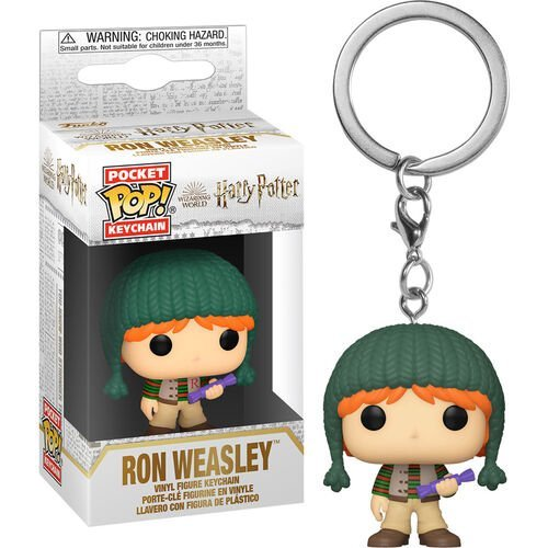 Harry Potter Portachiavi Ron Weasley Vacanze  (Stato: Nuovo)