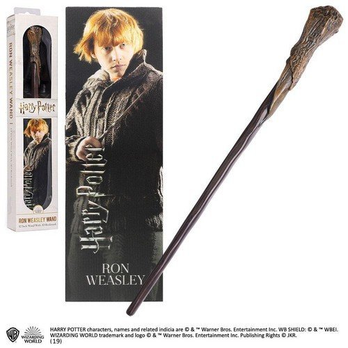 Harry Potter Replica Bacchetta di Ron Weasley in PVC 30 cm  (Stato: Nuovo)