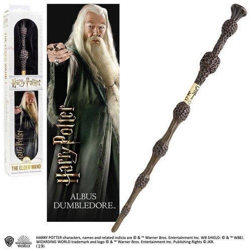 Harry Potter Replica Bacchetta di Sambuco in PVC 30 cm  (Stato: Nuovo)