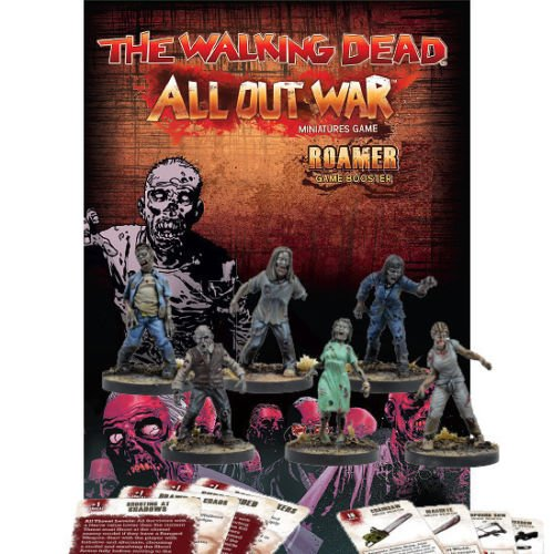 The Walking Dead, All Out War: Roamer  (Lingua: Italiano - Stato: Nuovo)