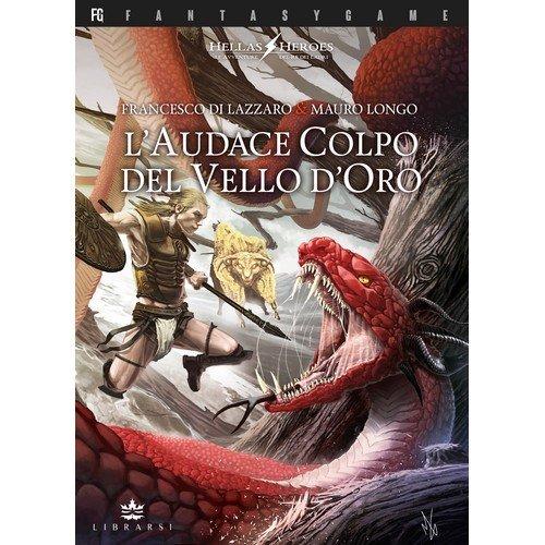 Hellas Heroes 2: L'Audace Colpo del Vello d'Oro  (Lingua: Italiano - Stato: Nuovo)