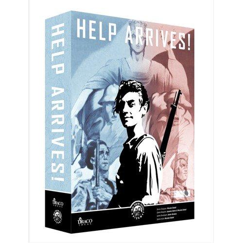 Help Arrives! KICKSTARTER  (Lingua: Inglese - Stato: Nuovo)