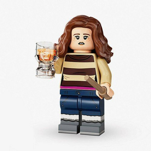 Hermione Granger with Butterbeer  (Conditions: New)
