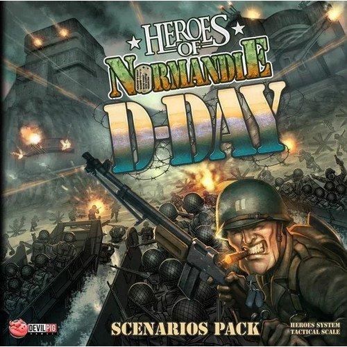 Heroes of Normandie: D-Day Nuovi Scenari  (Lingua: Italiano - Stato: Nuovo)