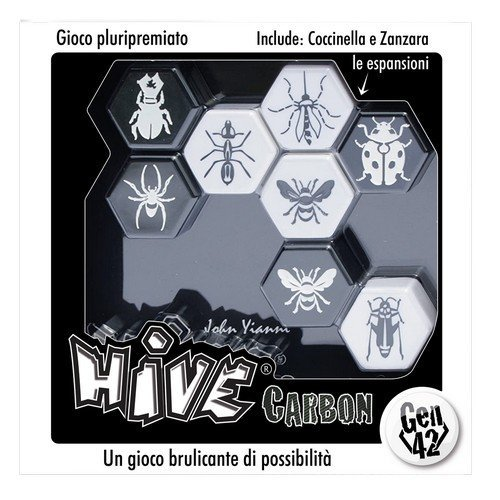 Hive Carbon  (Language: Italian - Conditions: New)