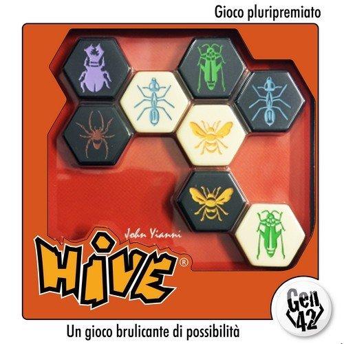 Hive  (Lingua: Italiano - Stato: Nuovo)