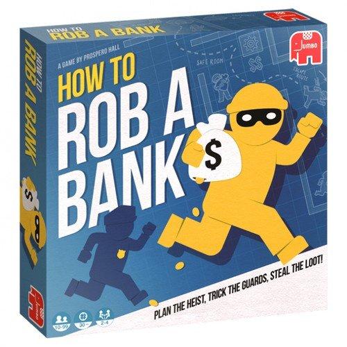 How to Rob a Bank  (Lingua: Italiano, Francese, Spagnolo, Portoghese - Stato: Nuovo)