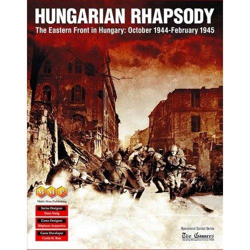 Hungarian Rhapsody  (Language: English - Conditions: New with Damaged Box)