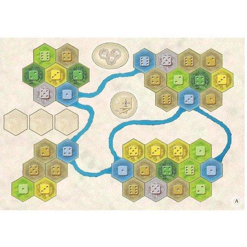 I Castelli della Borgogna: Espansione 10, The Solo Game  (Lingua: Inglese, Tedesco - Stato: Nuovo)