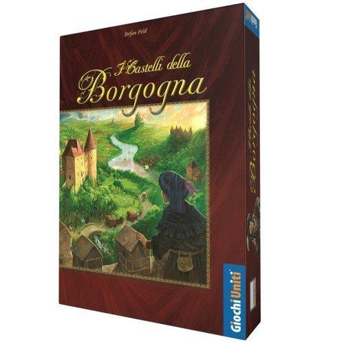 I Castelli della Borgogna  (Lingua: Italiano - Stato: Nuovo)