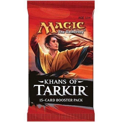 I Khan di Tarkir Busta 15 Carte  (Lingua: Inglese - Stato: Nuovo)